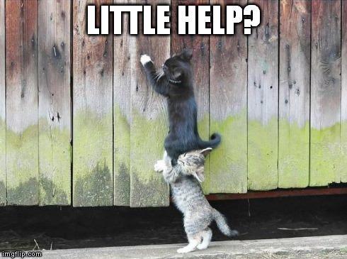 Little help?